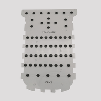 Ploy metal Dome array for Membrane Switch Keyboard