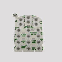 Custom Ploy Dome array for Membrane Switch Keyboard